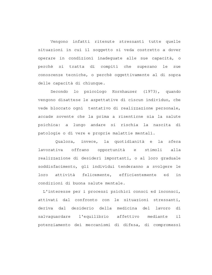 Anteprima della tesi: Il concetto di lavoro in psicologia: evoluzione storica, Pagina 3