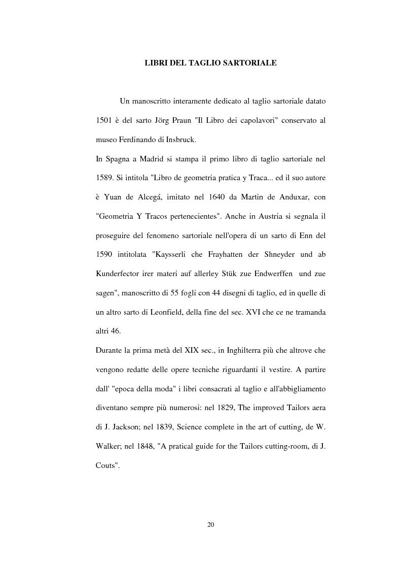 Anteprima della tesi: Alta moda e pret à porter. Dalla couture francese allo stile italiano, Pagina 15