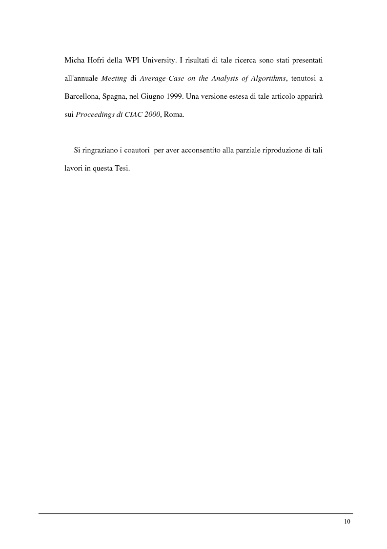 Anteprima della tesi: Metodi statistici ed entropici per l'apprendimento e l'analisi automatica di immagini digitali, Pagina 6