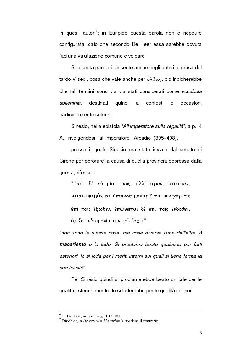 Anteprima della tesi: La ''Beatitudine dei poveri'' in Matteo e Luca, Pagina 8