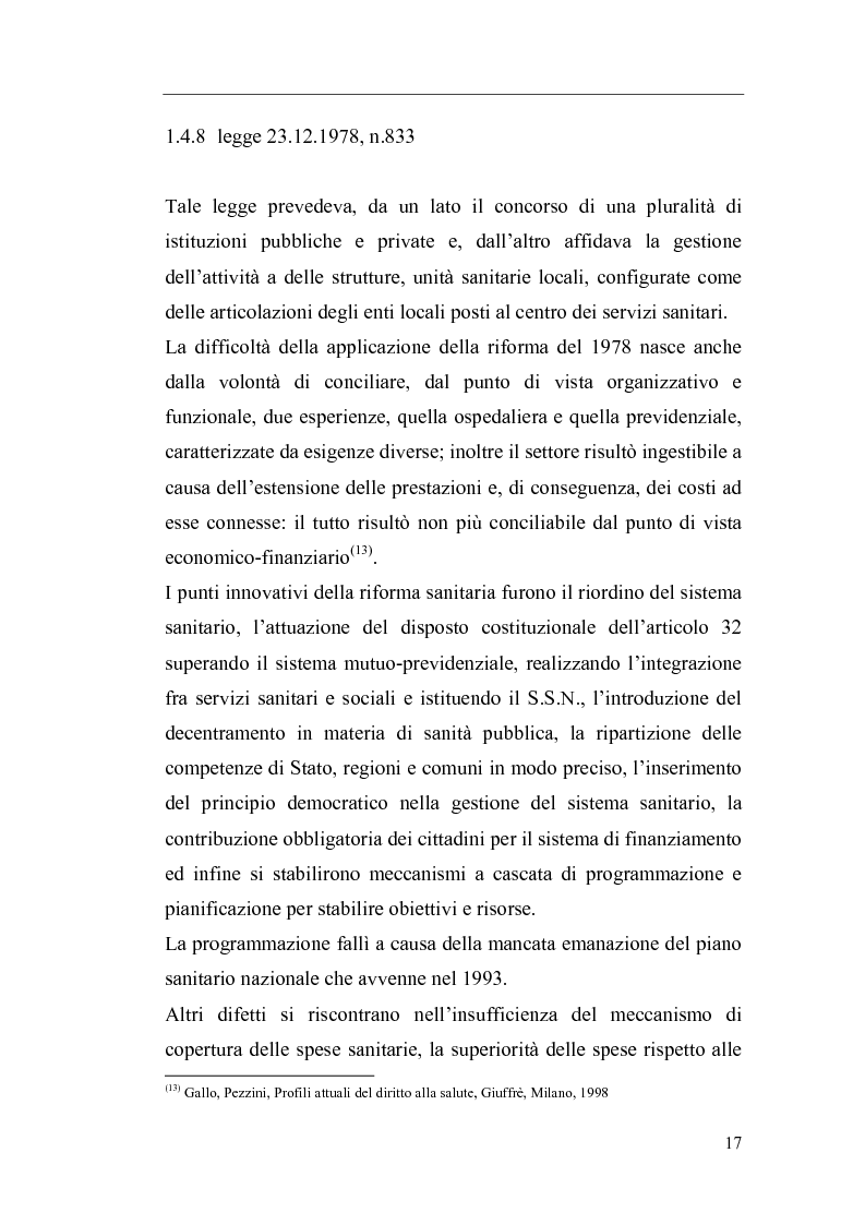 Anteprima della tesi: Il Direttore Generale dell'azienda sanitaria, Pagina 11