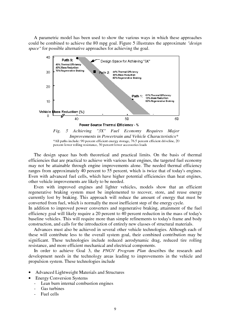 Anteprima della tesi: The Energy Conversions in a Hybrid-Propulsion Vehicle with Planetary Gear Set, Pagina 9