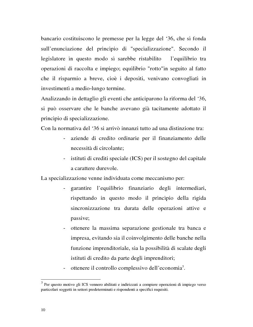 Anteprima della tesi: Banca virtuale e new economy: il caso MPSnet, Pagina 7