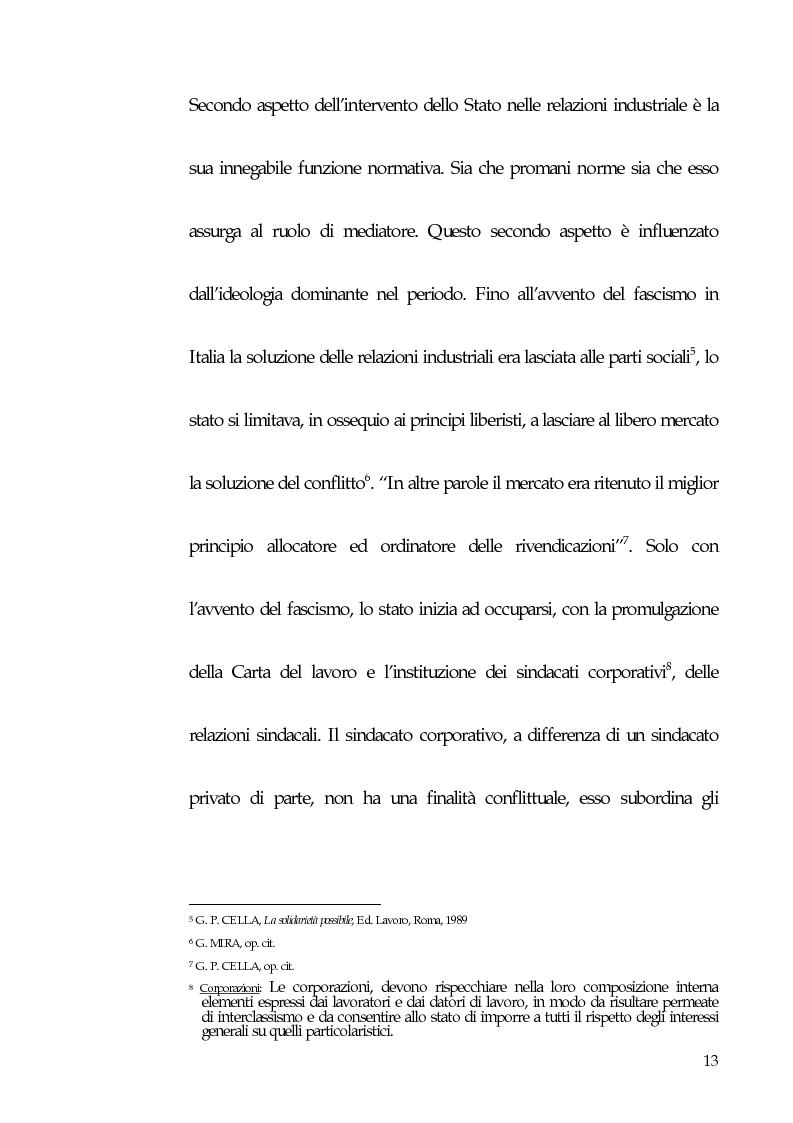 Anteprima della tesi: Qualità totale e rapporto di lavoro, Pagina 4