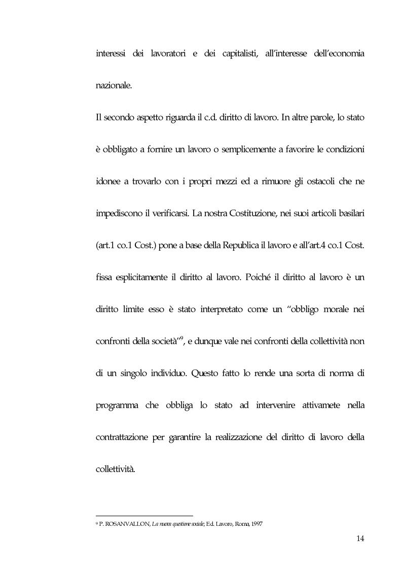 Anteprima della tesi: Qualità totale e rapporto di lavoro, Pagina 5