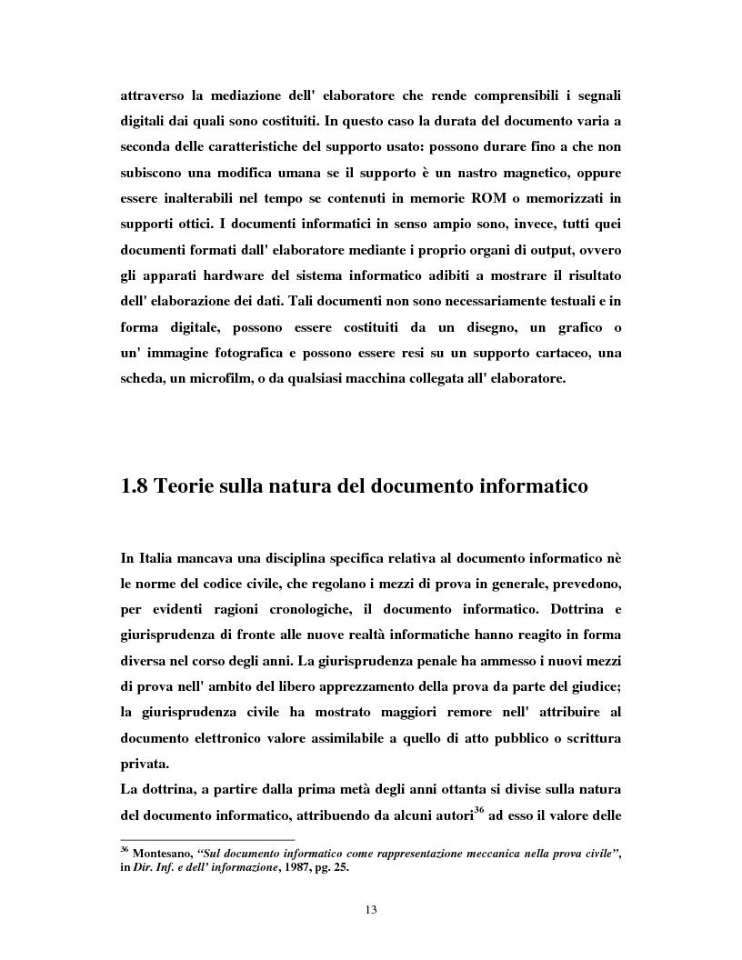 Anteprima della tesi: Il certificatore della chiave digitale, Pagina 13