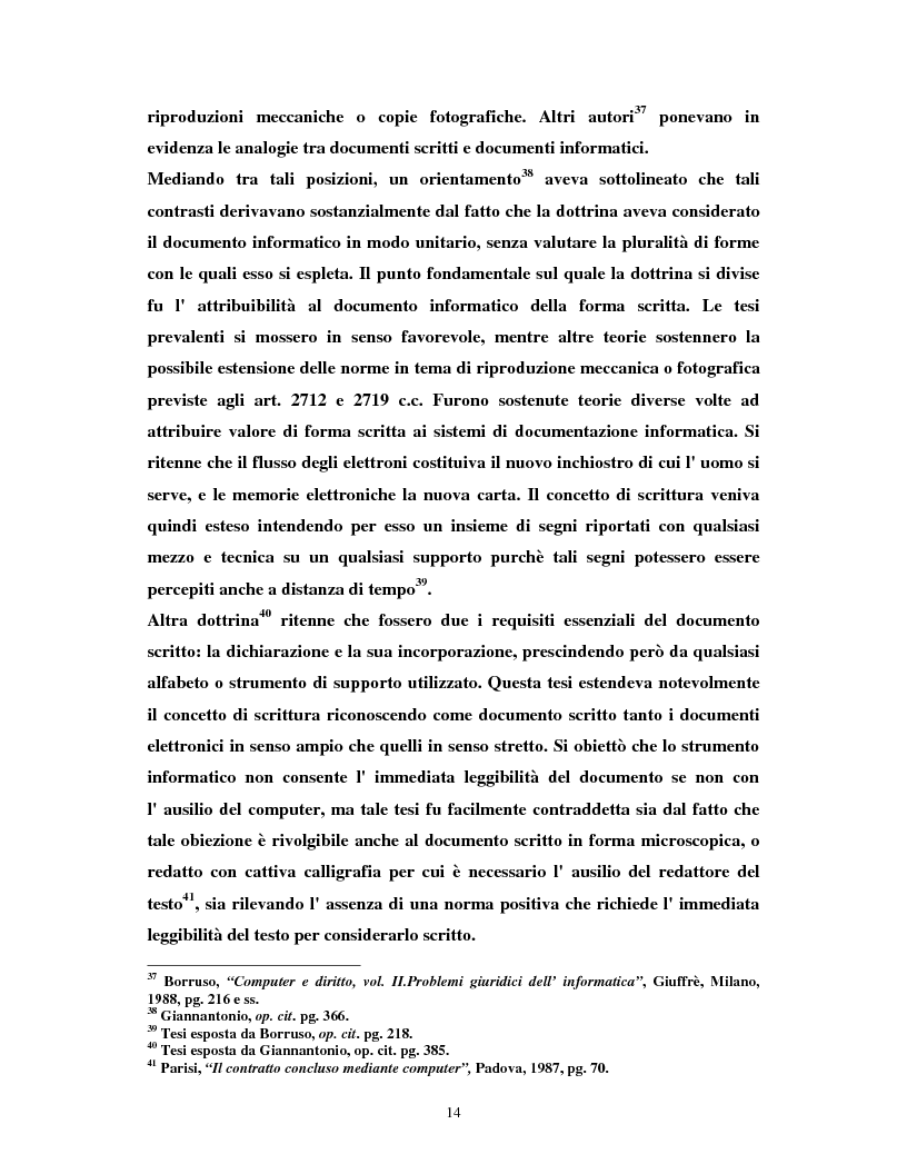 Anteprima della tesi: Il certificatore della chiave digitale, Pagina 14