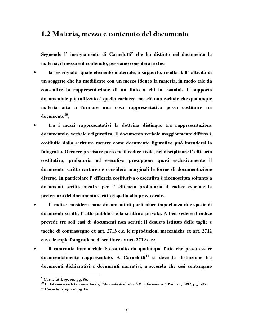 Anteprima della tesi: Il certificatore della chiave digitale, Pagina 3