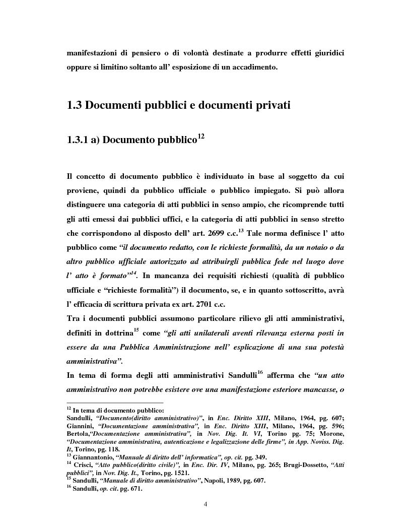 Anteprima della tesi: Il certificatore della chiave digitale, Pagina 4