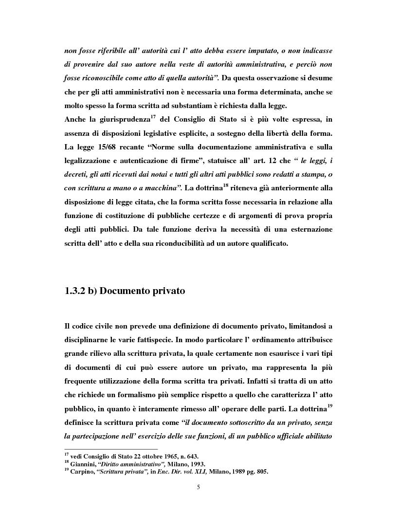 Anteprima della tesi: Il certificatore della chiave digitale, Pagina 5