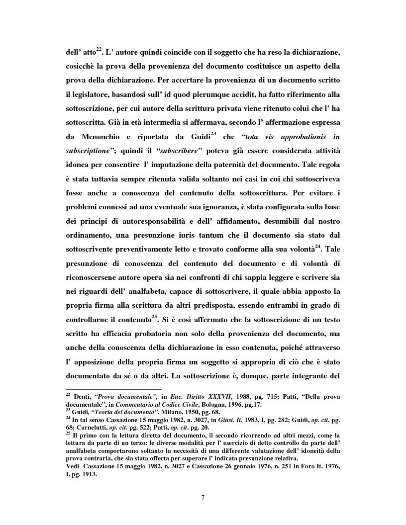 Anteprima della tesi: Il certificatore della chiave digitale, Pagina 7