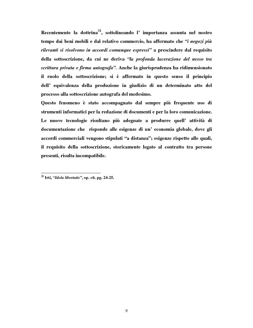 Anteprima della tesi: Il certificatore della chiave digitale, Pagina 9
