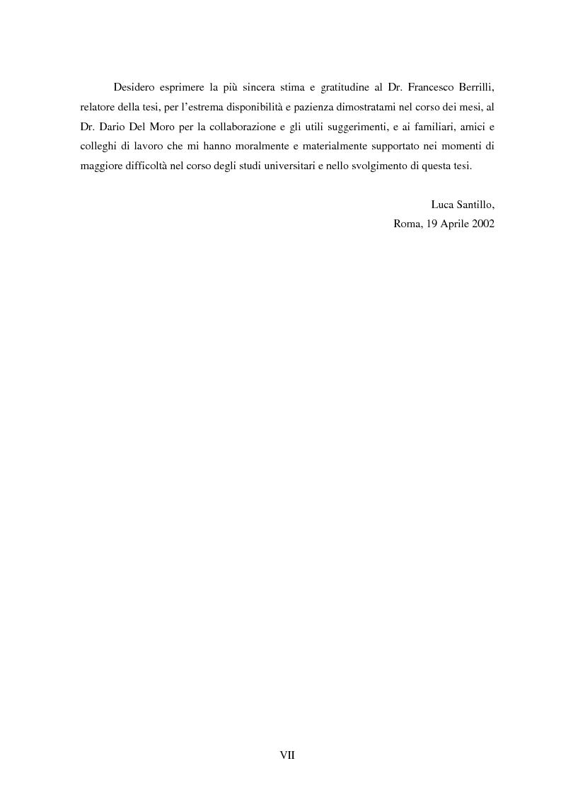 Anteprima della tesi: Analisi delle proprietà geometriche ed evolutive di strutture fotosferiche solari tramite algoritmi paralleli di riconoscimento e tracciamento, Pagina 3