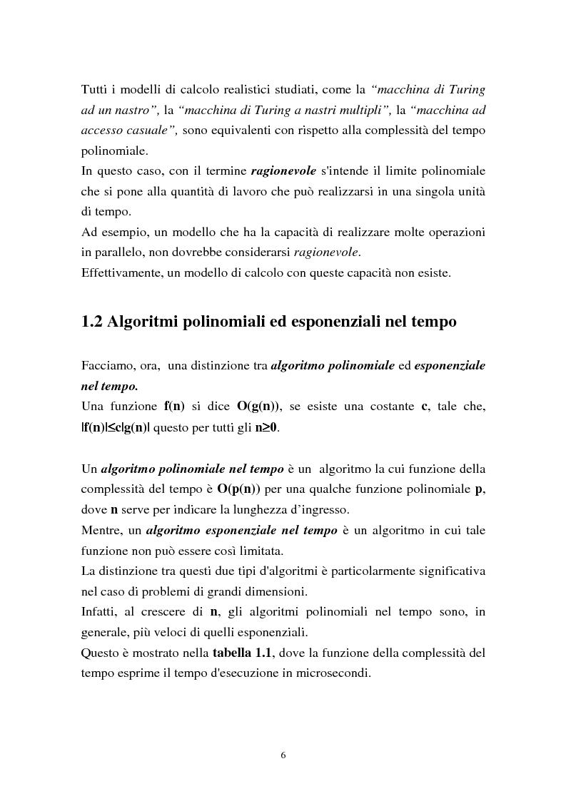 Anteprima della tesi: Metodi di assegnazione ottima ed applicazioni, Pagina 10