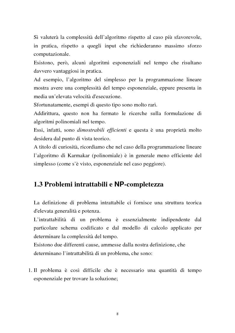 Anteprima della tesi: Metodi di assegnazione ottima ed applicazioni, Pagina 12