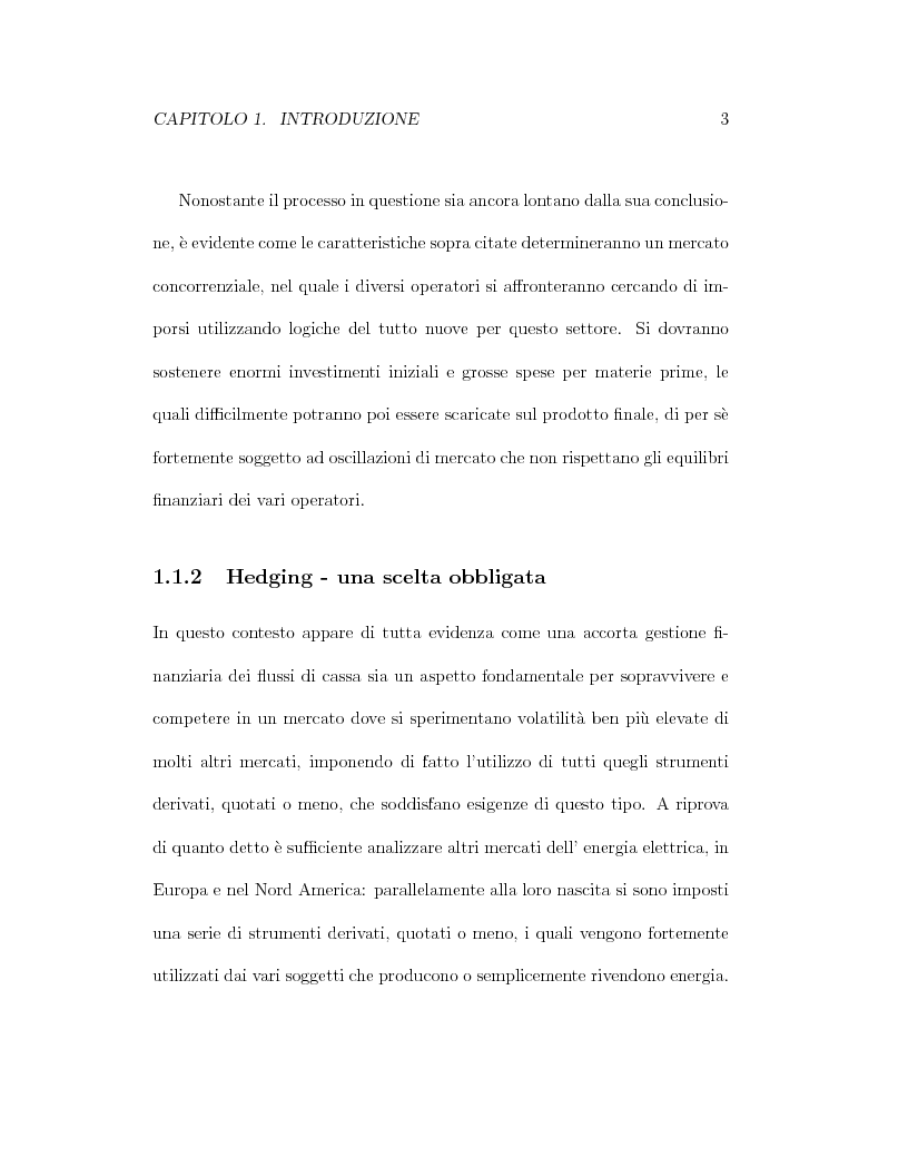 Anteprima della tesi: Il pricing dei derivati sul crude oil, Pagina 3