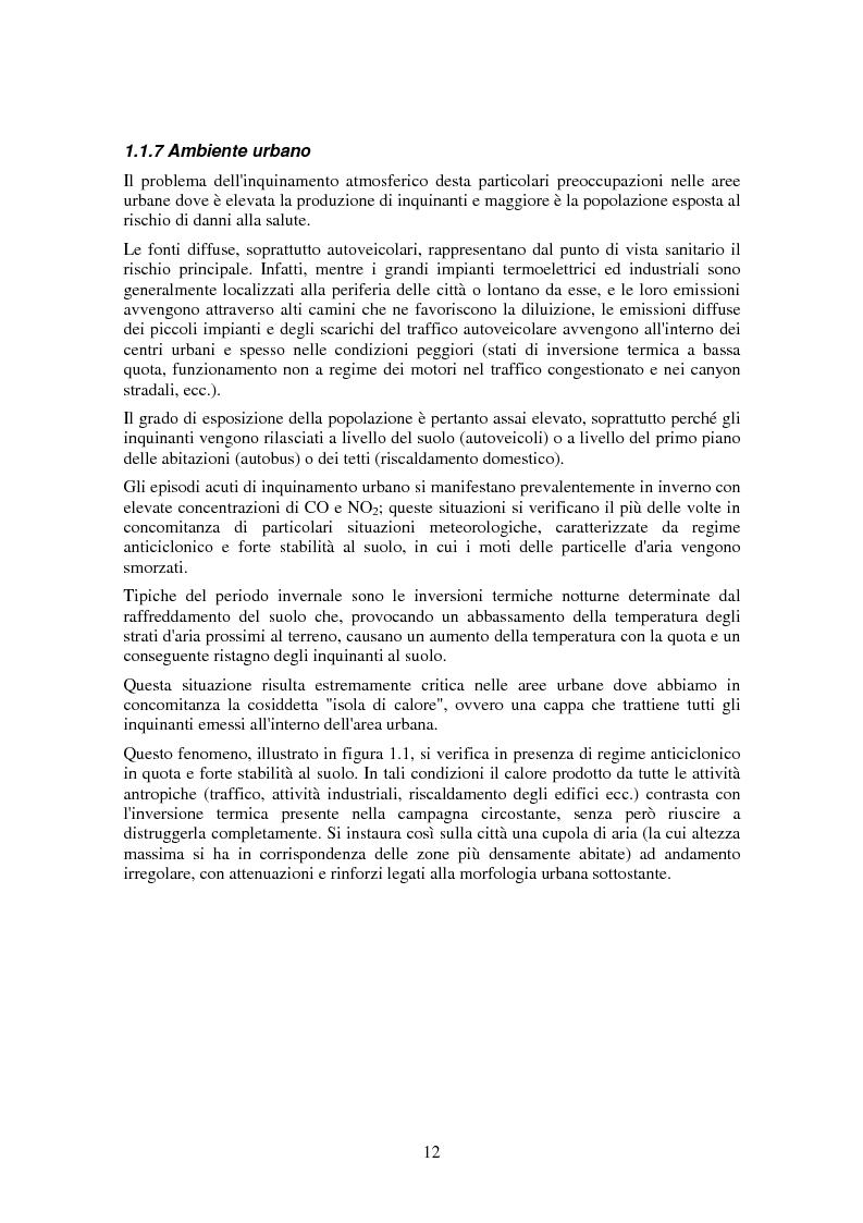 Anteprima della tesi: Applicazione di tecniche di intelligenza artificiale per lo studio della relazione fra l'inquinamento atmosferico e le sue concause, Pagina 10