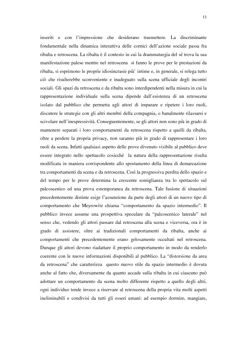 Anteprima della tesi: Grande Fratello: un prototipo di merce simbolica a distribuzione globale, Pagina 11