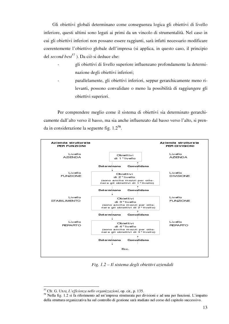 Anteprima della tesi: Il controllo di gestione nelle imprese che operano su commessa: il caso del Gruppo Ecotec, Pagina 13