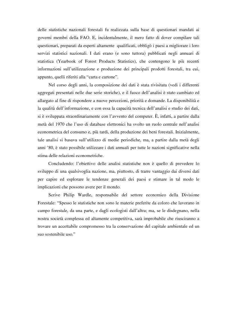 Anteprima della tesi: L'evoluzione del mercato mondiale della carta dal secondo dopoguerra a oggi, Pagina 4