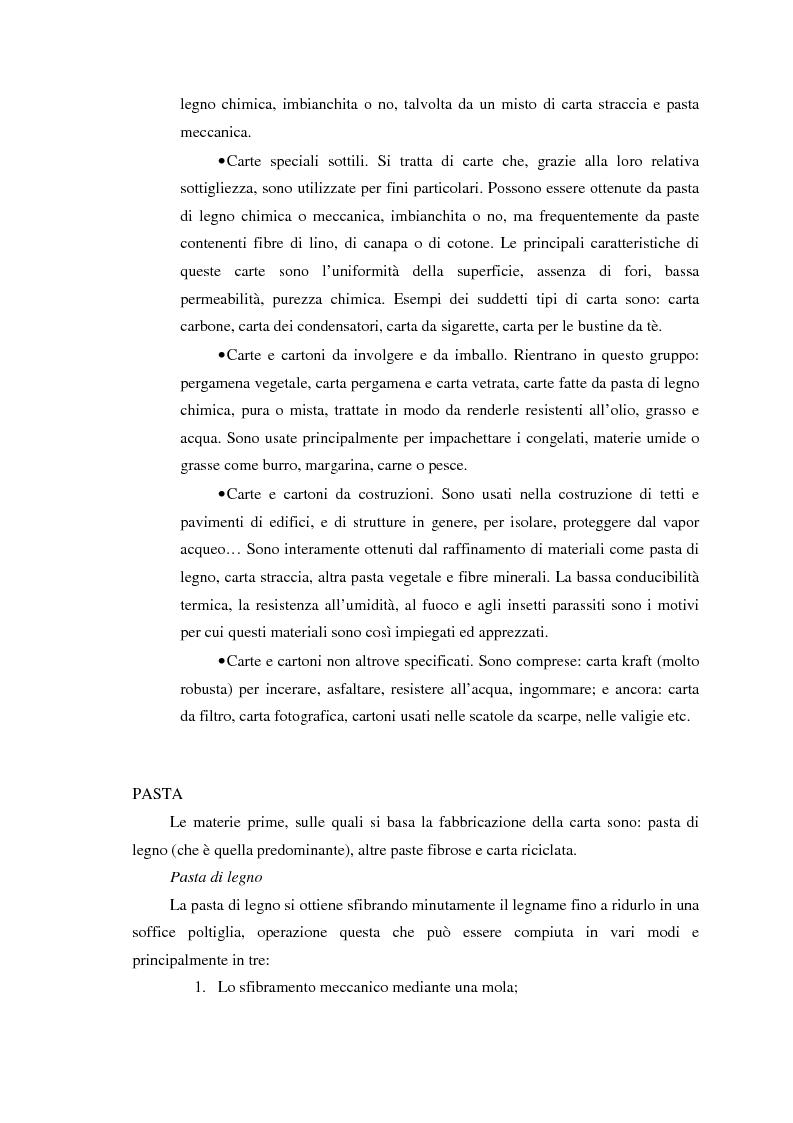 Anteprima della tesi: L'evoluzione del mercato mondiale della carta dal secondo dopoguerra a oggi, Pagina 6