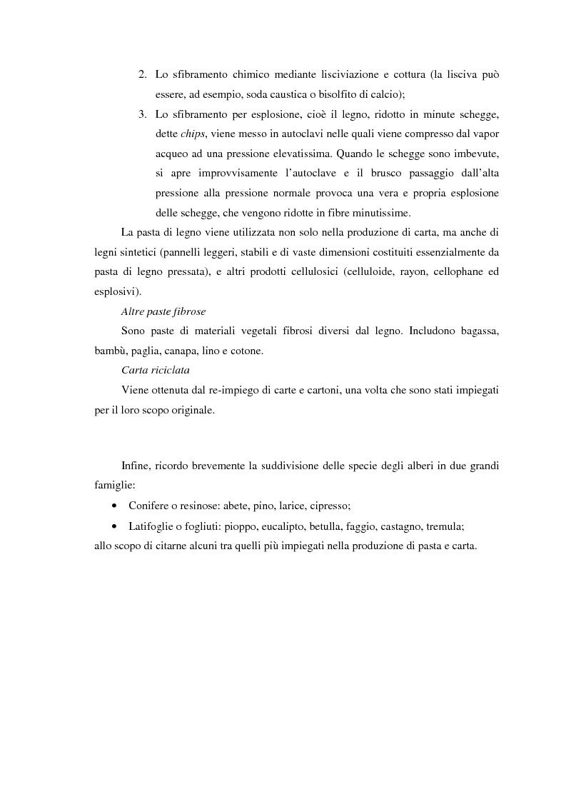 Anteprima della tesi: L'evoluzione del mercato mondiale della carta dal secondo dopoguerra a oggi, Pagina 7