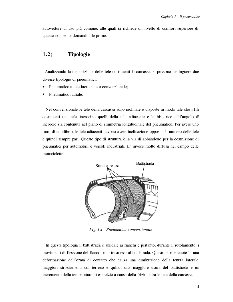 Anteprima della tesi: Analisi dinamica numerica e sperimentale di una ruota per autoveicoli, Pagina 3