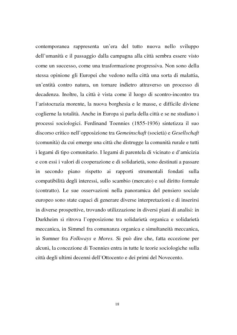 Anteprima della tesi: Migranti nello spazio: i luoghi della clandestinità nella città di Milano, Pagina 14