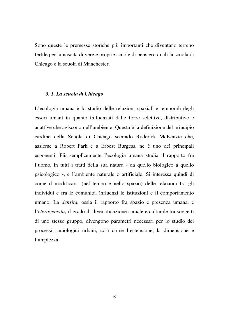 Anteprima della tesi: Migranti nello spazio: i luoghi della clandestinità nella città di Milano, Pagina 15