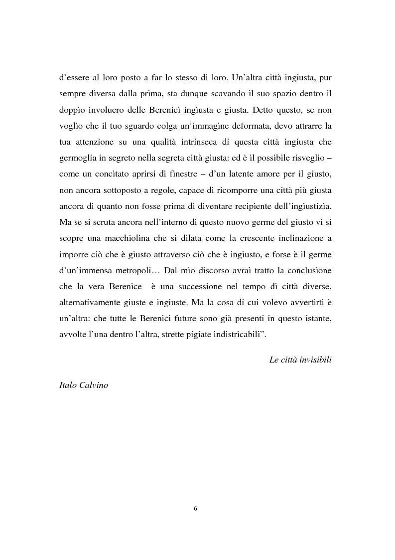 Anteprima della tesi: Migranti nello spazio: i luoghi della clandestinità nella città di Milano, Pagina 2
