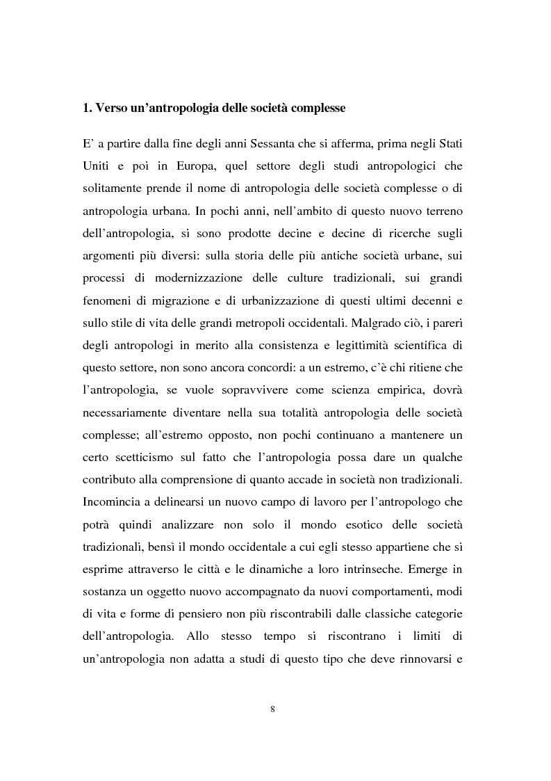 Anteprima della tesi: Migranti nello spazio: i luoghi della clandestinità nella città di Milano, Pagina 4