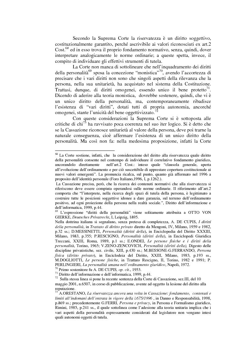 Anteprima della tesi: Il consenso al trattamento dei dati personali, Pagina 14