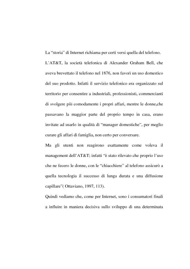 Anteprima della tesi: Dalle lettere agli sms: una ricerca sui modi di comunicazione giovanili, Pagina 10
