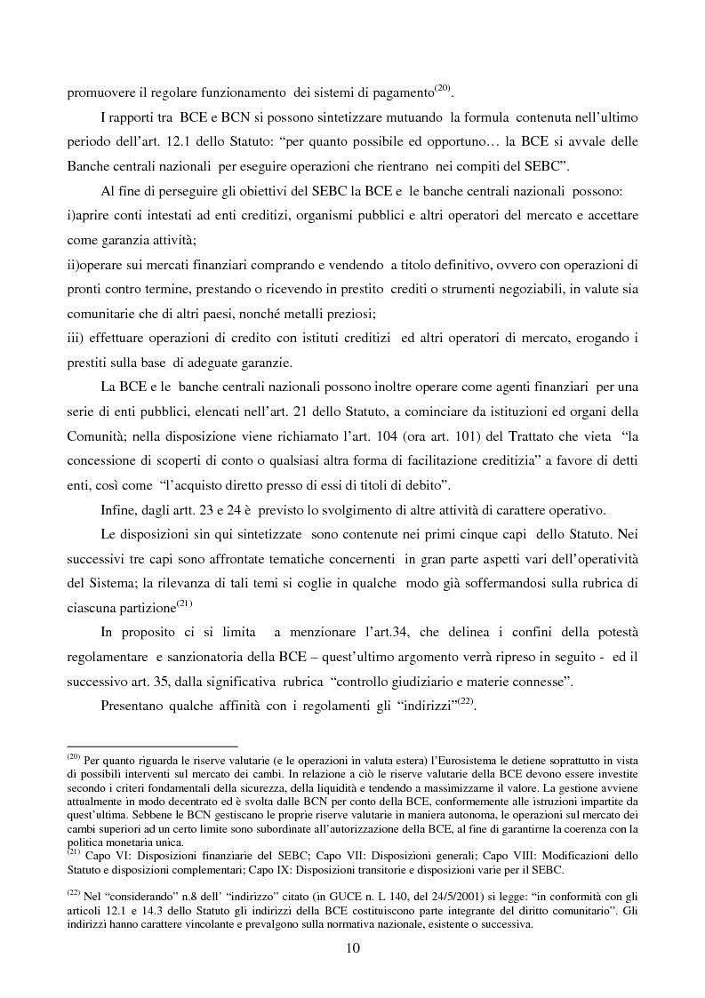 Anteprima della tesi: La disciplina comunitaria dell'intermediazione finanziaria, Pagina 8