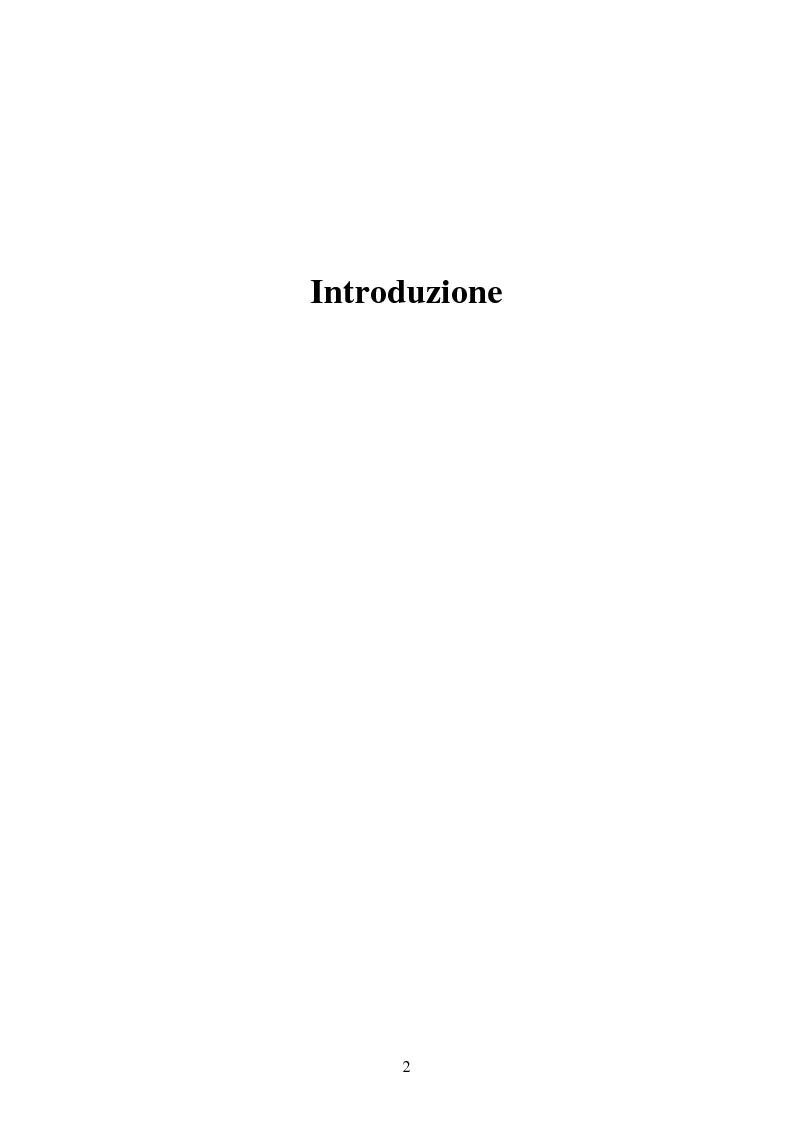 Anteprima della tesi: L'Italia contemporanea di Federico Chabod, Pagina 1
