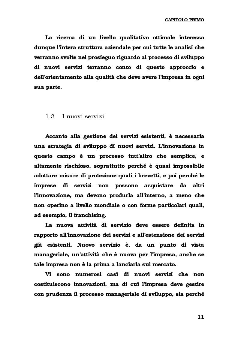 Anteprima della tesi: Lo sviluppo del turismo naturalistico-ambientale in Calabria. Alcune ipotesi per il potenziamento dell'offerta del Parco del Pollino., Pagina 13