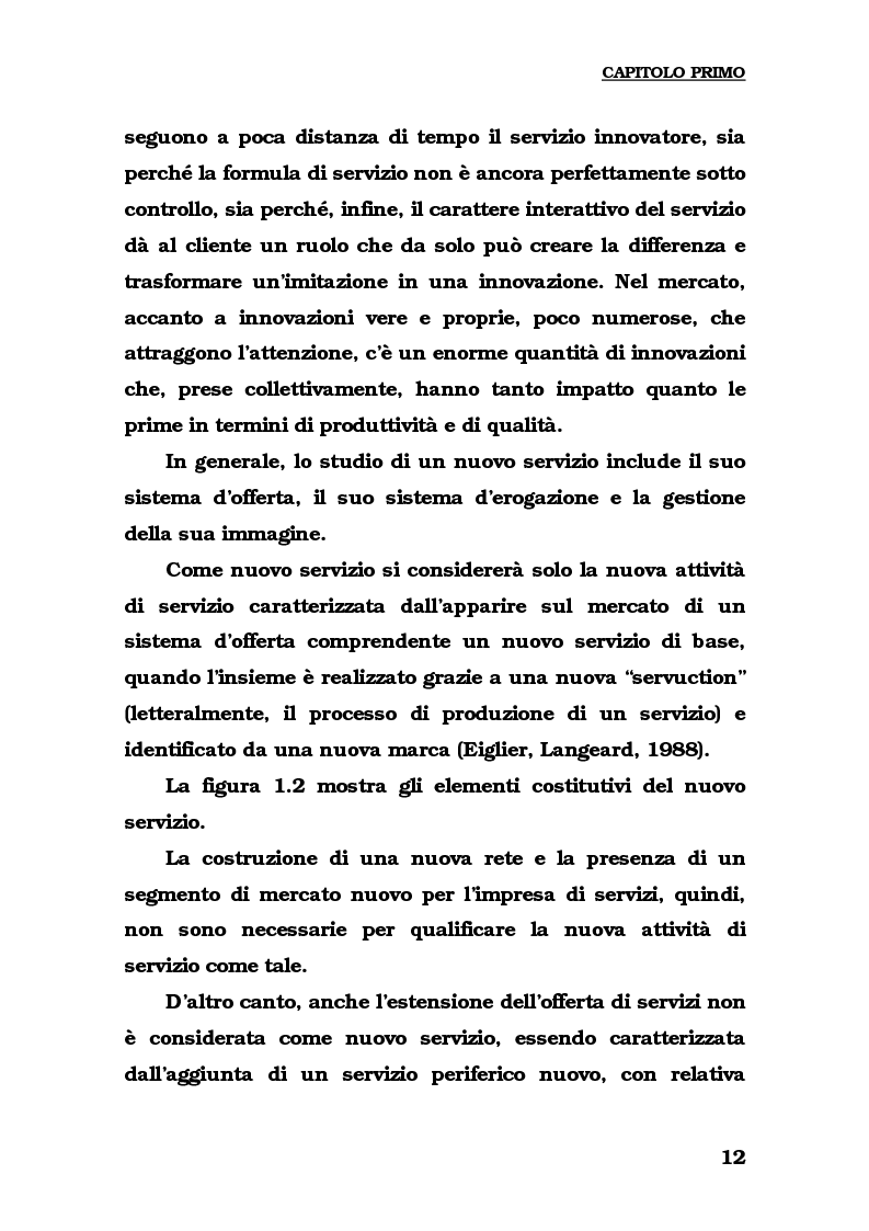 Anteprima della tesi: Lo sviluppo del turismo naturalistico-ambientale in Calabria. Alcune ipotesi per il potenziamento dell'offerta del Parco del Pollino., Pagina 14