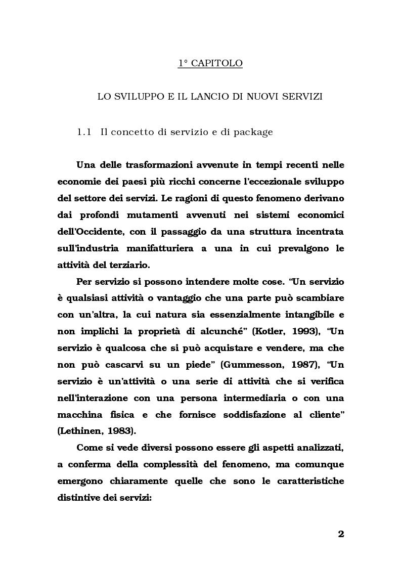 Anteprima della tesi: Lo sviluppo del turismo naturalistico-ambientale in Calabria. Alcune ipotesi per il potenziamento dell'offerta del Parco del Pollino., Pagina 4