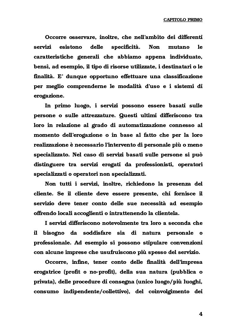 Anteprima della tesi: Lo sviluppo del turismo naturalistico-ambientale in Calabria. Alcune ipotesi per il potenziamento dell'offerta del Parco del Pollino., Pagina 6