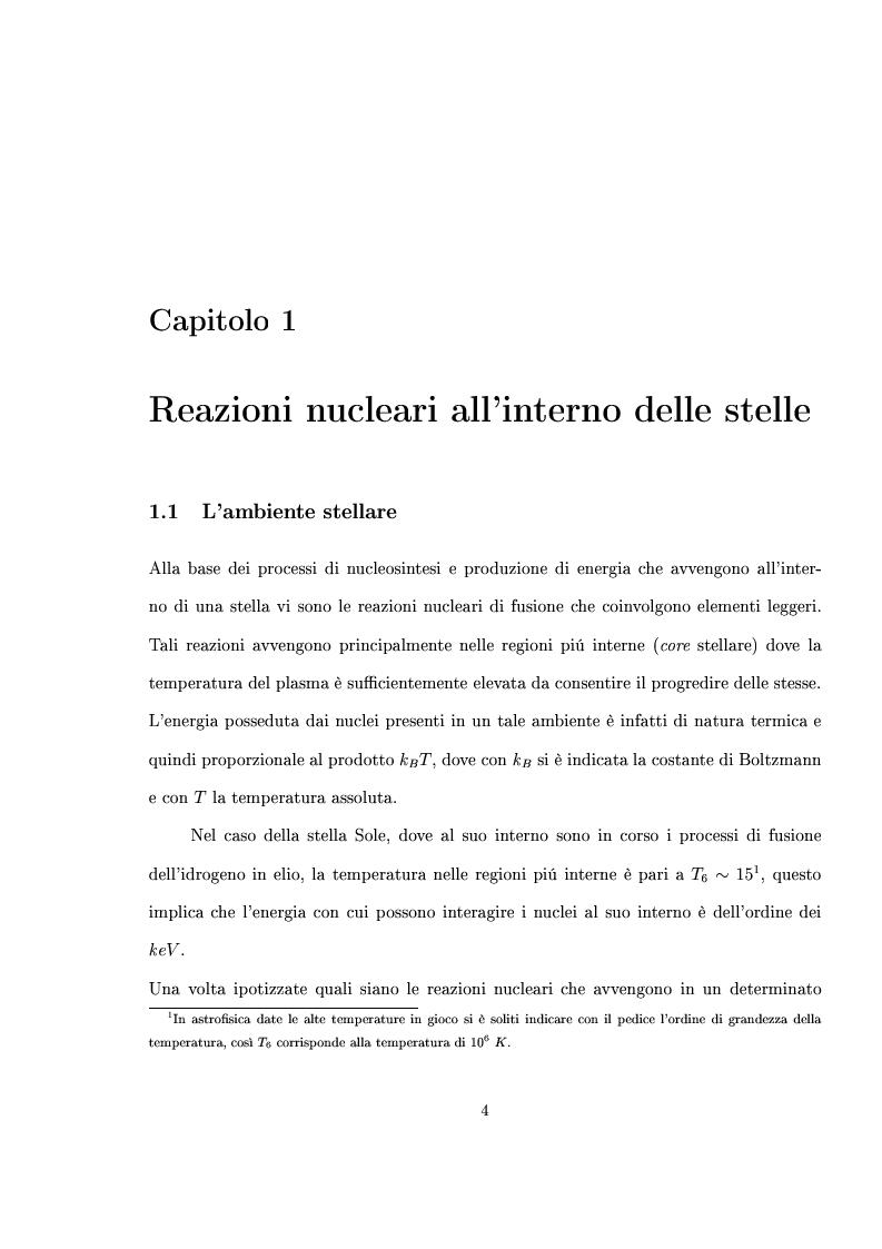 Anteprima della tesi: Studio della reazione 3He(d,p)4He, Pagina 4