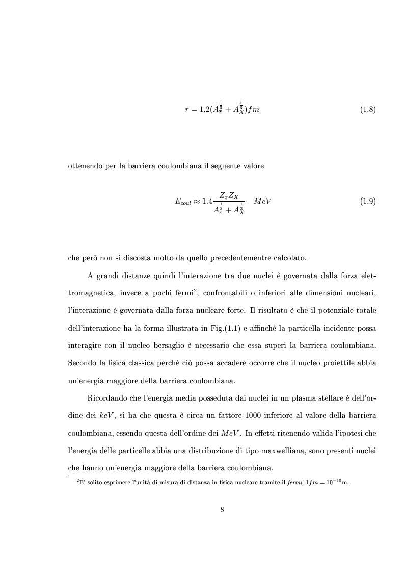 Anteprima della tesi: Studio della reazione 3He(d,p)4He, Pagina 8