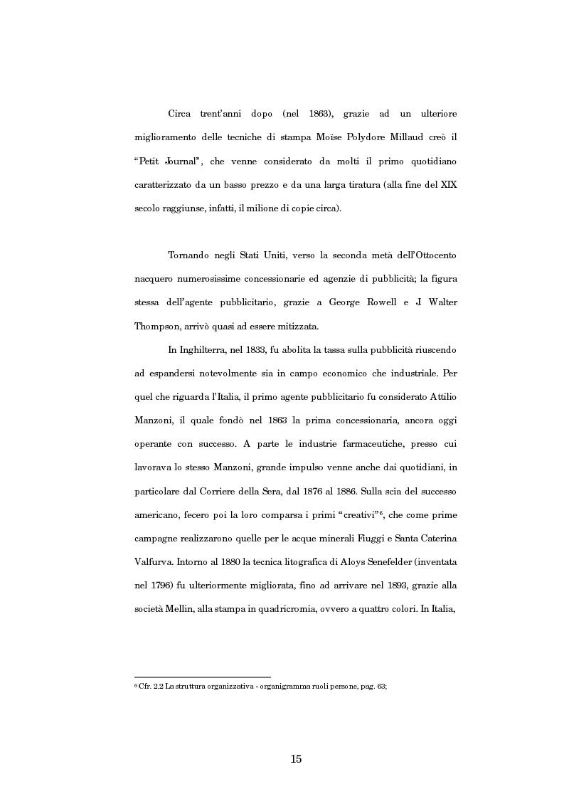 Anteprima della tesi: Nuove strategie di comunicazione nel campo pubblicitario: il caso Armando Testa, Pagina 10