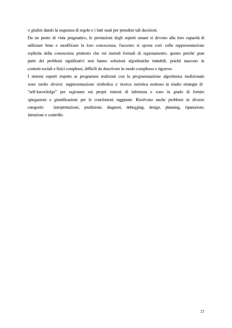 Anteprima della tesi: Analisi, aggiornamento e validazione di un sistema esperto per la gestione degli impianti di depurazione a fanghi attivi, Pagina 15