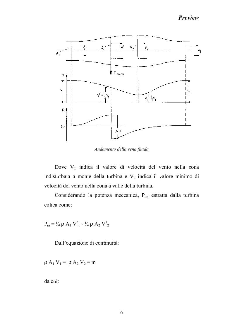 Anteprima della tesi: Stato dell'arte della produzione di energia elettrica da fonte eolica, Pagina 6