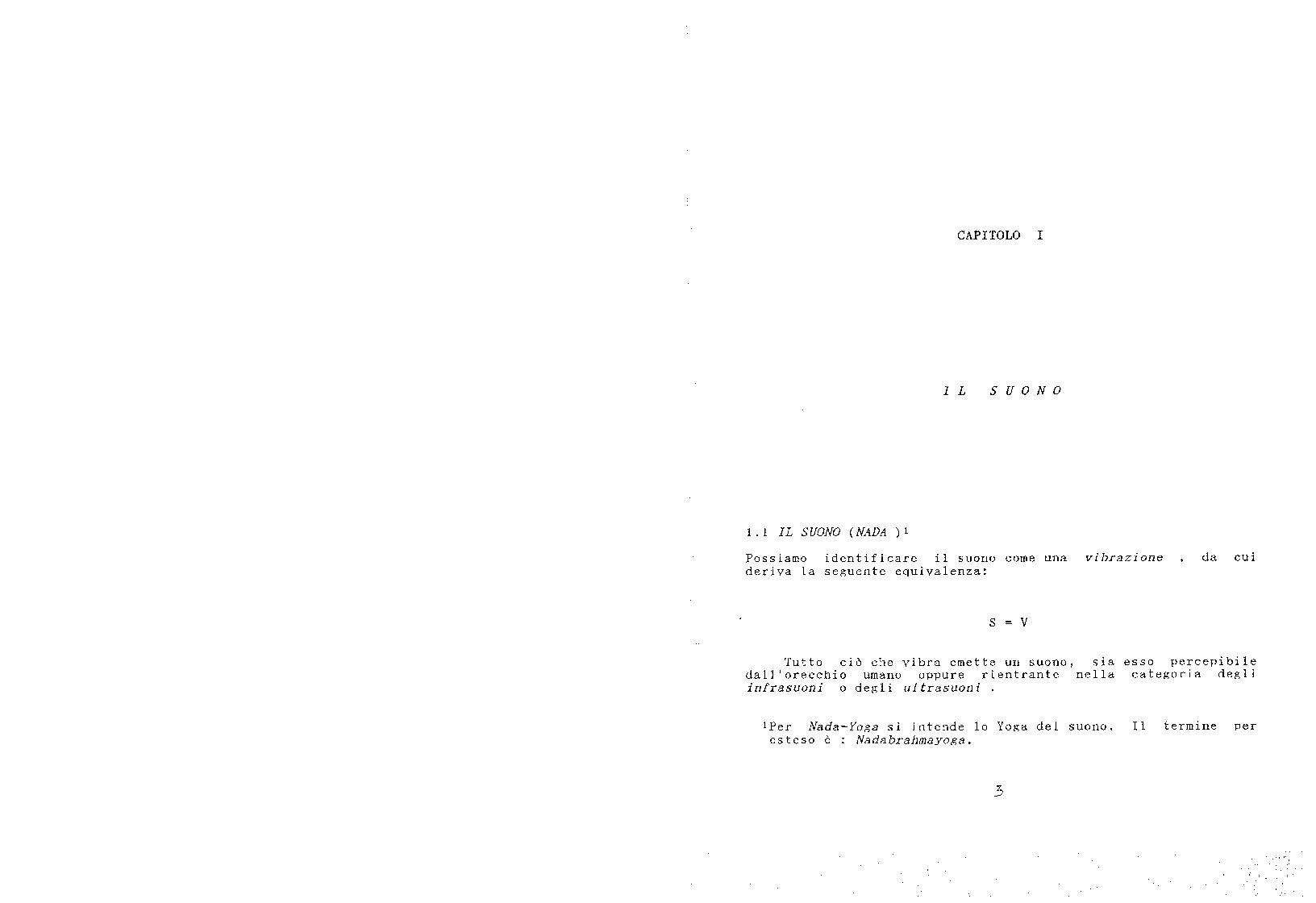 Anteprima della tesi: Le tecniche del nada-yoga nella pratica musicoterapeutica, Pagina 3
