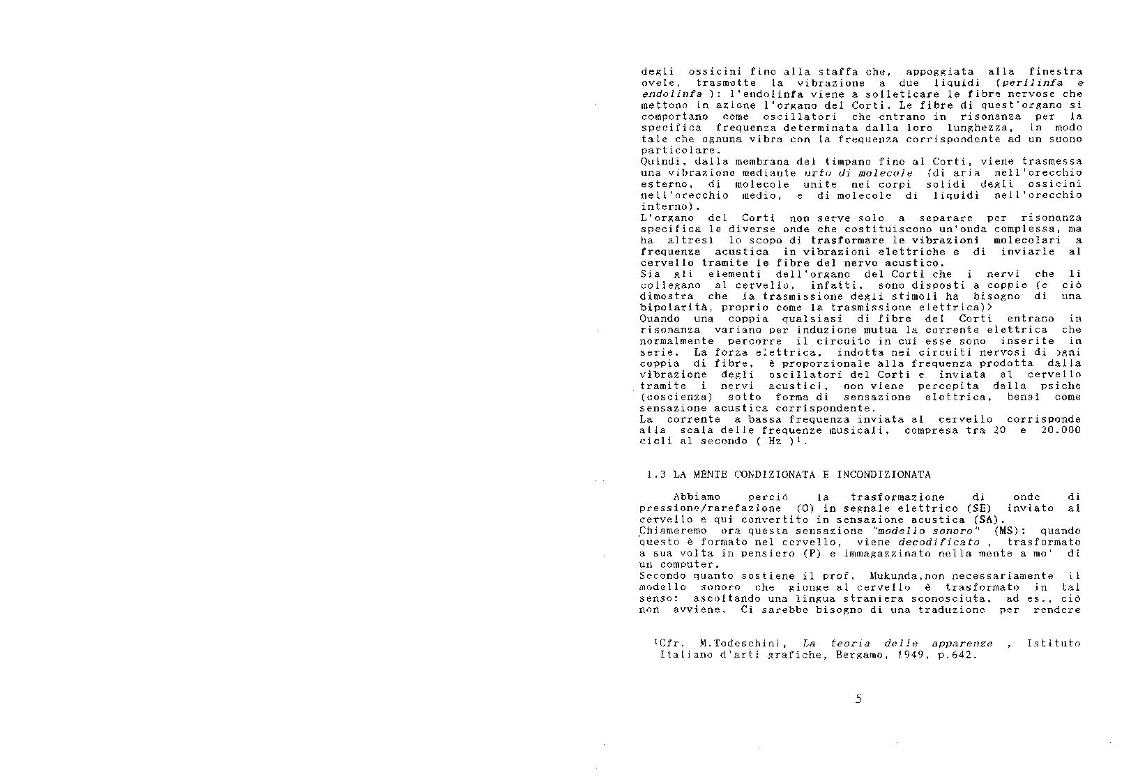 Anteprima della tesi: Le tecniche del nada-yoga nella pratica musicoterapeutica, Pagina 5