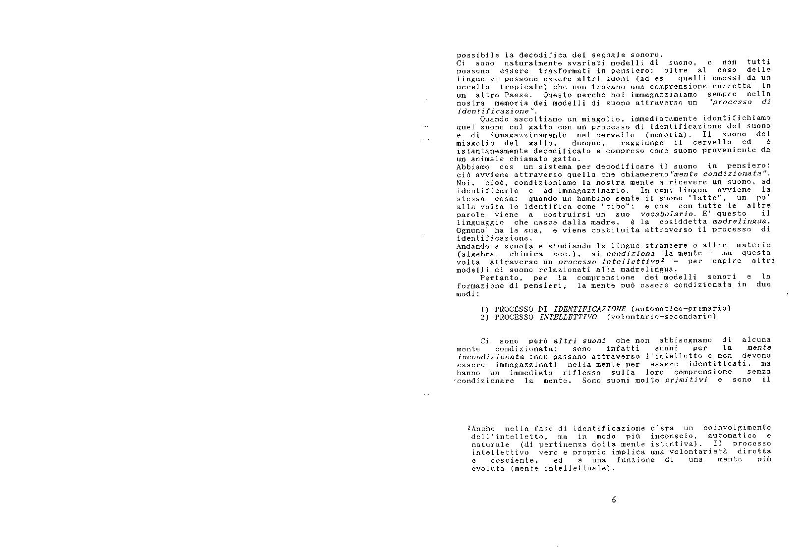 Anteprima della tesi: Le tecniche del nada-yoga nella pratica musicoterapeutica, Pagina 6