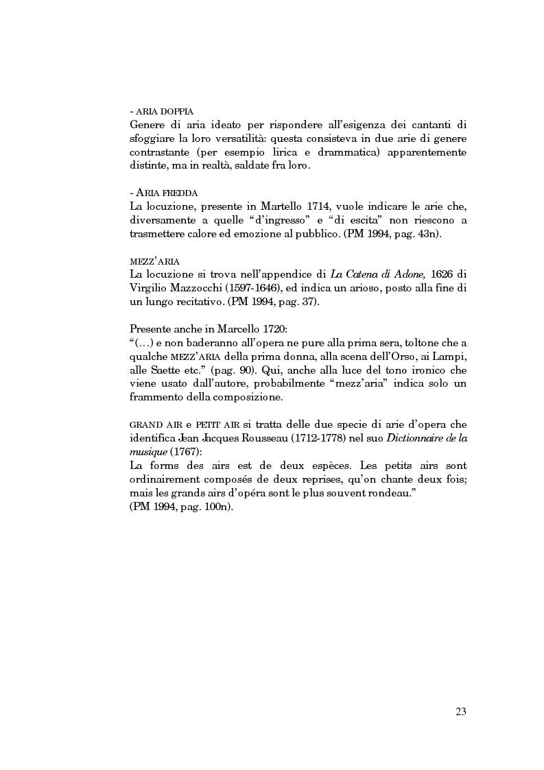 Anteprima della tesi: Lessico operistico, Pagina 12