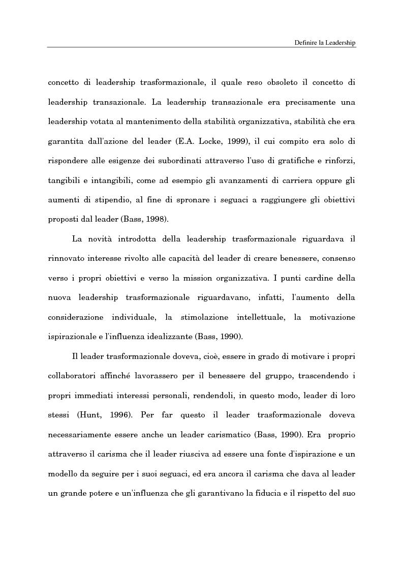 Anteprima della tesi: Il ruolo del capo intermedio oggi, Pagina 14