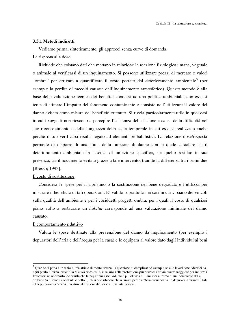 Anteprima della tesi: Il caso Exxon Valdez e il danno ambientale: valutazione economica, prevenzione e rimedi, Pagina 7